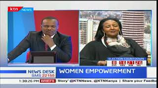 Foreign affairs CS, Amb. Amina Mohammed on women empowerment