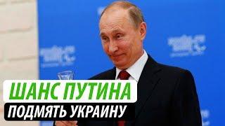 Шанс Путина подмять Украину