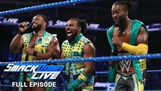 WWE SmackDown LIVE Full Episode, 11 June 2019