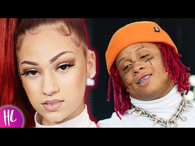 Bhad Bhabie Exposes Trippie Redd & Compares Him To 6ix9ine | Hollywoodlife
