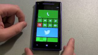 HTC 8X Smartphone - Review
