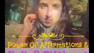 Power Of Affirmations & Belief Systems