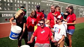 The ALS Home Health Initiative, honoring Pete Frates