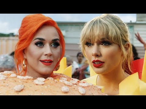 How Exactly Taylor Swift & Katy Perry Ended Their Feud