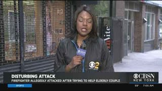 Off-Duty Firefighter Brutally Attacked On UES