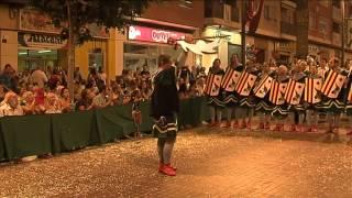 preview picture of video 'ENTRADA CRISTIANA COCENTAINA 2014'