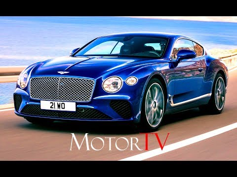 TECHNOLOGY : ALL NEW 2018 BENTLEY CONTINENTAL GT 6.0 W12 TSI 626 HP l Engine Highlights