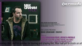 Max Graham feat. Jessica Riddle - I Know You're Gone