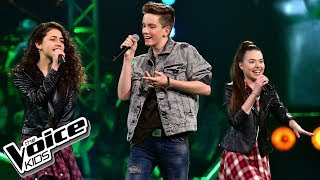 """Zastępa, Gregorczyk, Adachowska – """"La La La"""" – Bitwy – The Voice Kids Poland"""