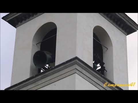 Le campane di Albosaggia (SO) - Chiesa Parrocchiale di Santa Caterina