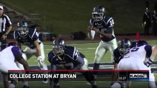Bryan Stuns CSHS, Vikings Take Share of District Lead
