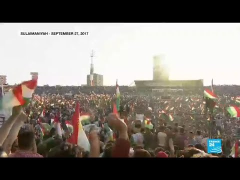 Campaign kicks off in Iraq's Kurdistan ahead of parliamentary election
