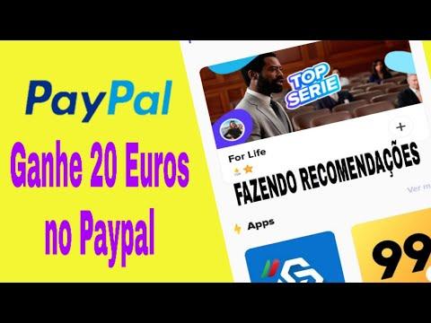 Novo Aplicativo Peoople para Ganhar Dinheiro no Paypal Fazendo Recomendações (Money no paypal)