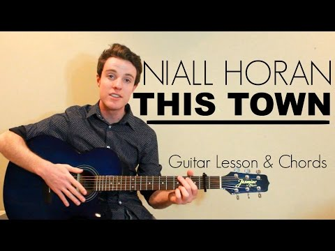 Niall Horan - This Town | Easy Guitar Lesson & Chords