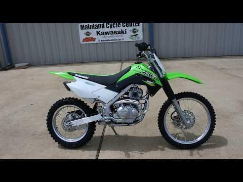 2018 Kawasaki KLX 140L in La Marque, Texas