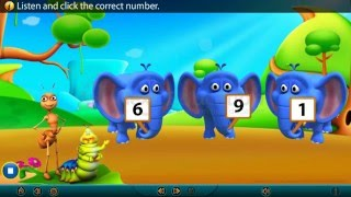 NextPlay - Primer - Number Express - Numbers 6 to 10