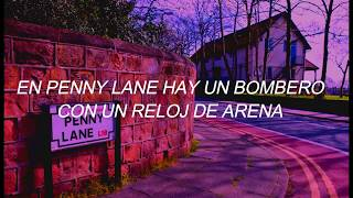 The Beatles- Penny Lane //Sub Español//