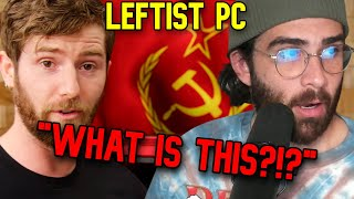 Linus Tech Tips Built Hasan a 'Leftist PC'   Hasanabi Reacts