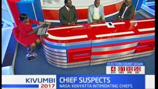 Kivumbi2017: IEBC on the spot