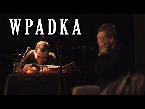 Kabaret Czesuaf - Wpadka