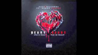 Cali4nia Jones - Heavy Heart (feat. Aaron Carter)