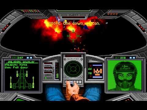 Amiga Longplay Wing Commander (CD32)