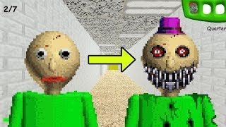 NIGHTMARE BALDI BASICS