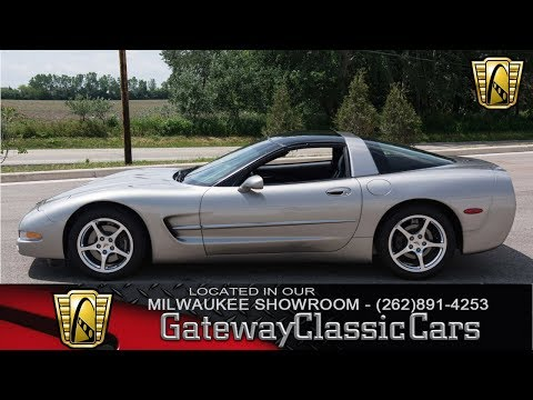 Video of '00 Corvette - LB40
