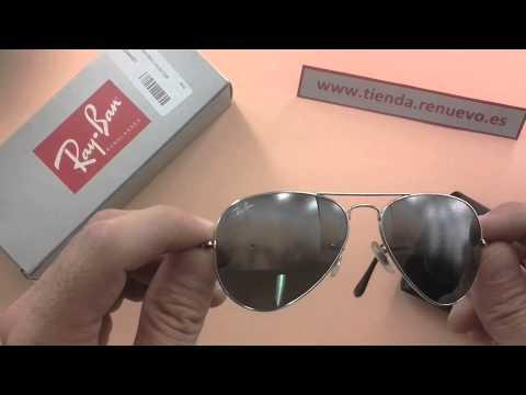 Cómo comprobar que unas gafas RAYBAN son auténticas