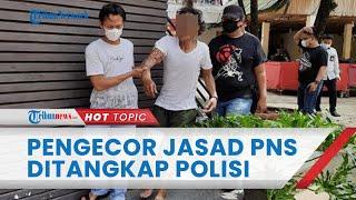 Pembunuh yang Cor Jasad ASN PUPR Palembang Ditangkap, Buron 2 Tahun dan Nyamar Pakai Nama Bang Toyib