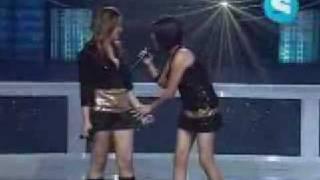 LAI 2008 Margarita y Maria Jose - Con la fuerza de mi corazon.