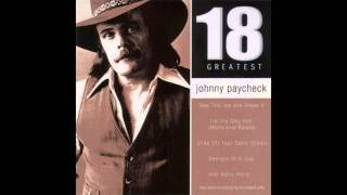 Johnny Paycheck - Song & Dance Man (1981 Rerecorded version)
