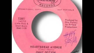 Jimmy Dotson   Heartbreak Avenue