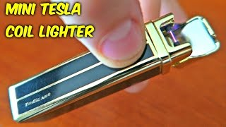 Mini Tesla Coil Lighter