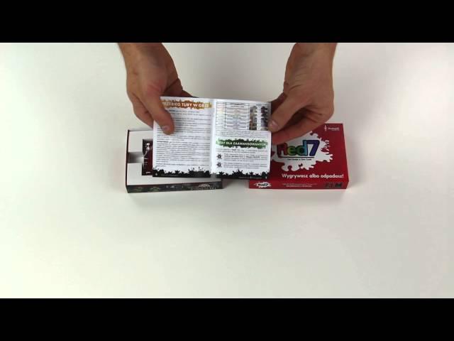 Gry planszowe uWookiego - YouTube - embed TrzRzSTVIL8