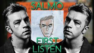 SALMO   PLAYLIST (Album Reaction)