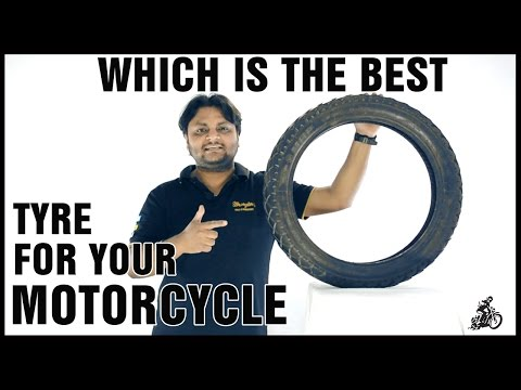 Which is the best tyre for your motorcycle   Ceat   Mrf   Michelin   Tyre Guide  