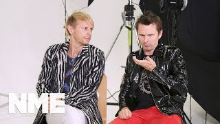 NME Meets Muse: Weird Noises, 'Stranger Things' And The 'Simulation Theory' Tour