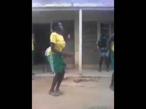 Secondary school Girls in Kisumu dance naked infront of teachers.