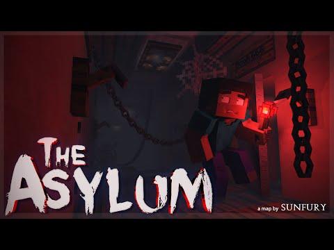 The Asylum Horror Map Minecraft Project