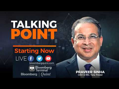 Power Talks on Bloomberg Quint Show Talking Point
