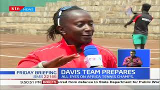 Kenya to defend title of Africa Tennis Championship
