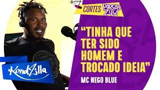 MC NEGO BLUE RESPONDE ACUSAÇÃO DE IGOR ALMEIDA | Cortes #ParçasZilla