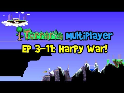 Steam Community Video Harpy War Terraria Lets Play