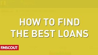How to find the Best Loans using Team Reports on FM 2018