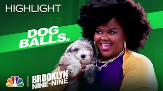 Trudy Judy Delivers Shocking News to Jake and Amy   Brooklyn Nine-Nine