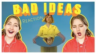 I React To Tessa Violet's Bad Ideas MV (a true xmas present to us all) - Vlogmas 2018 Day 2