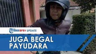 Pelaku Teror Sperma di Tasikmalaya Ternyata Juga Begal Payudara, Ditangkap di Rumah Saudara