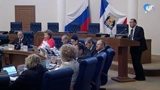 Основным вопросом заседания Правительства Новгородской области стала организация пассажироперевозок