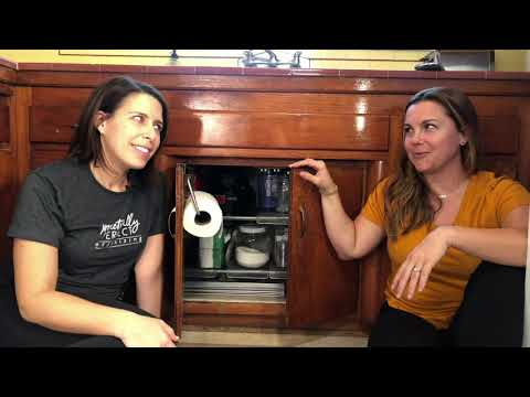 Transforming A Small Under-Sink Space With JoniKitt